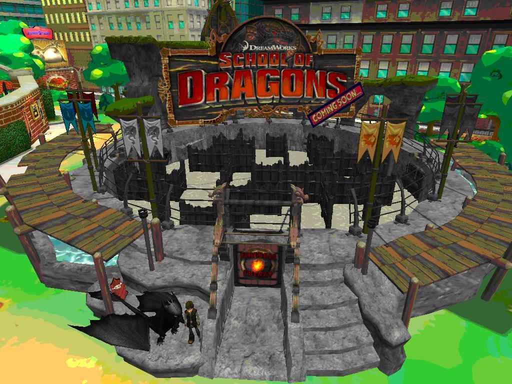 School Of Dragons игра скачать - фото 11