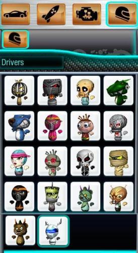 EMD Drivers